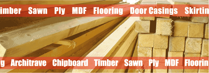All the timber prodcuts you could need